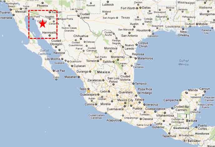 Caborca Sonora