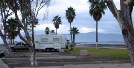 Estero Beach Resort Rv Park