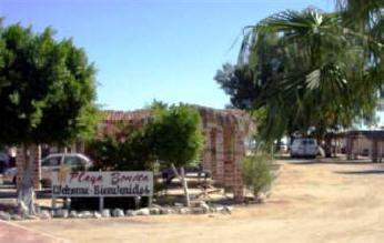 Playa Bonita Rv And Camping San Felipe Baja California