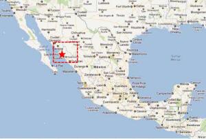 Los Mochis Map Los Mochis Mexico Map | autobedrijfmaatje