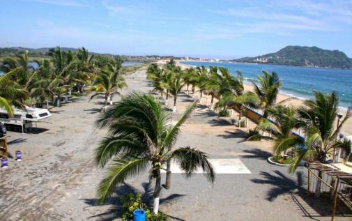 Laguna Del Tule Rv Park And Hotel On The Road In Mexico